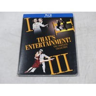 THAT'S ENTERTAINMENT: THE COMPLETE COLLECTION BLU-RAY NEW