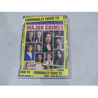 MAJOR CRIMES: THE COMPLETE SECOND SEASON (SEASON 2) DVD SET NEW / SEALED