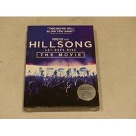 HILLSONG: LET HOPE RISE THE MOVIE DVD NEW W/ SLIPCOVER