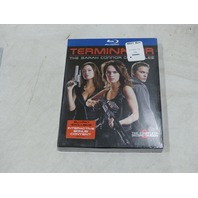 TERMINATOR THE SARAH CONNOR CHRONICLES THE COMPLETE SECOND SEASON  2 BLU-RAY NEW