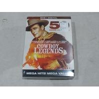 COWBOY LEGENDS 50 MOVIE COLLECTION DVD+DIGITAL NEW / SEALED