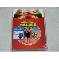 WE'RE THE MILLERS DVD (BROMANTIC COMEDIES) INCLUDES CAN COOLER NEW