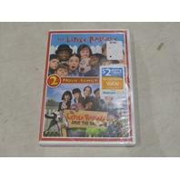 THE LITTLE RASCALS / THE LITTLE RASCALS: SAVE THE DAY DVD SET NEW  + $2 VUDU