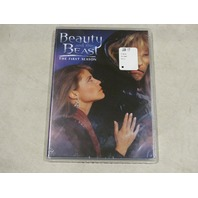 BEAUTY AND THE BEAST THE FIRST SEASON (SEASON 1) DVD NEW