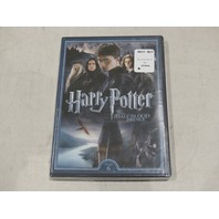 HARRY POTTER AND THE HALF-BLOOD PRINCE YEAR 6 DVD NEW / SEALED