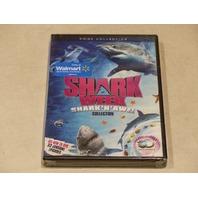 "SHARK WEEK SHARK ""N"" AWE! COLLECTION 6 DISC DVD SET NEW"