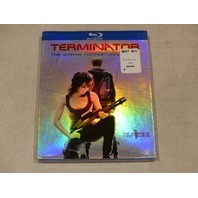 TERMINATOR THE SARA CONNOR CHRONICLES THE COMPLETE FIRST SEASON BLU-RAY NEW