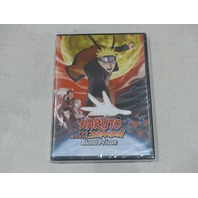 SHONEN JUMP NARUTO SHIPPUDEN: THE MOVIE BLOOD PRISON DVD NEW / SEALED