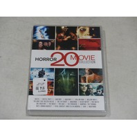 HORROR 20 MOVIE COLLECTION DVD SET NEW