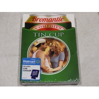 TIN CUP DVD (BROMANTIC COMEDIES) INCLUDES CAN COOLER NEW
