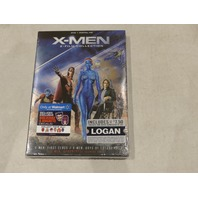 X-MEN 2-FILM COLLECTION DVD+DIGITAL (FIRST CLASS / DAYS OF FUTURE PAST) NEW