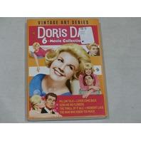 DORIS DAY VINTAGE ART SERIES 6-MOVIE COLLECTION DVD NEW