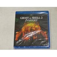 GHOST IN THE SHELL 2 INNOCENCE BLU-RAY NEW W/ OUT SLIPCOVER