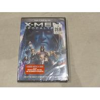 X-MEN: APOCALYPSE DVD+DIGITAL HD NEW / SEALED