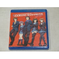 THE DISAPPEARANCE OF HARUHI SUZUMIYA THE MOVIE BLU-RAY NEW