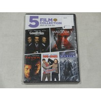 5 FILM COLLECTION BEST OF THE 90'S DVD NEW
