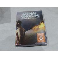 ANIMAL KINGDOM THE COMPLETE SECOND SEASON DVD NEW