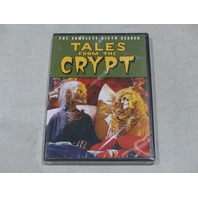 TALES FROM THE CRYPT: THE COMPLETE SIXTH SEASON DVD SET NEW