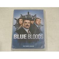 BLUE BLOODS: THE FOURTH SEASON DVD SET NEW