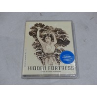 THE HIDDEN FORTRESS BLU-RAY NEW
