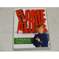 HOME ALONE 5-MOVIE COLLECTION DVD SET NEW