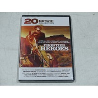 FRONTIER HEROES 20 MOVIE COLLECTION DVD NEW