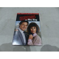 SCARECROW AND MRS. KING: THE COMPLETE SECOND SEASON (SEASON 2) DVD SET NEW