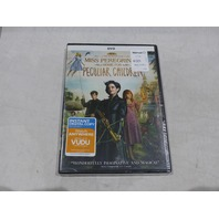 MISS PEREGRINE'S HOME FOR PECULIAR CHILDREN DVD NEW