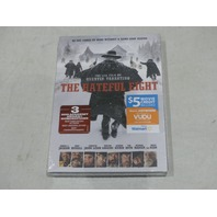 THE HATEFUL EIGHT DVD NEW / SEALED