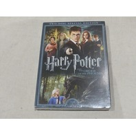 HARRY POTTER AND THE ORDER OF THE PHOENIX TWO-DISC SPECIAL EDITION DVD NEW