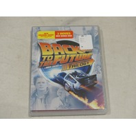 BACK TO THE FUTURE 30TH ANNIVERSARY TRILOGY DVD SET NEW