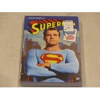 ADVENTURES OF SUPERMAN: SEASON TWO DVD SET NEW