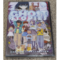 GHOST STORIES: COMPLETE COLLECTION DVD SET NEW