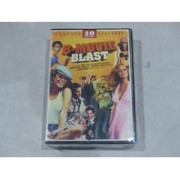 B-MOVIE BLAST DVD NEW
