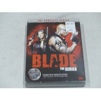 BLADE: THE COMPLETE SERIES DVD SET NEW