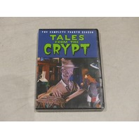 TALES FROM THE CRYPT: THE COMPLETE FOURTH SEASON DVD SET NEW