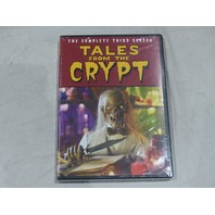 TALES FROM THE CRYPT: THE COMPLETE THIRD SEASON DVD SET NEW