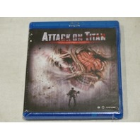 ATTACK ON TITAN BLU-RAY & DVD NEW W/ OUT SLIPCOVER