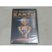 GENE RODDENBERRY'S EARTH: FINAL CONFLICT SEASON FIVE THE FINAL CONFLICT DVD SET