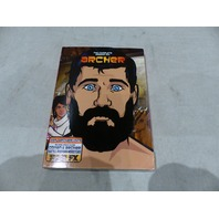 ARCHER: THE COMPLETE SEASON SIX (SEASON 6, SIXTH) DVD SET NEW