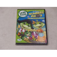 LEAP FROG: NUMBERS AHOY DVD NEW