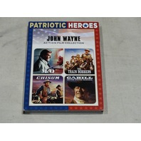 JOHN WAYNE ACTION FILM COLLECTION DVD SET NEW