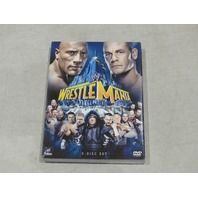 WRESTLE MANIA 29 DVD 3-DISC SET NEW