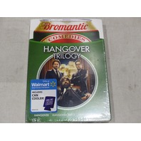 THE HANGOVER TRILOGY DVD WITH CAN COOLER NEW