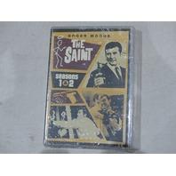 THE SAINT SEASONS 1&2 DVD NEW