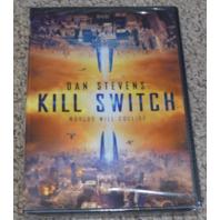 DAN STEVENS KILL SWITCH DVD NEW