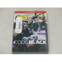 CODE BLACK: SEASON 1 DVD+DIGITAL NEW