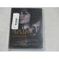 BEAUTY AND THE BEAST: THE FINAL SEASON DVD SET NEW