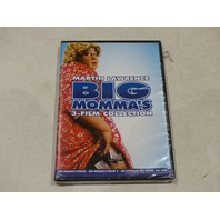 BIG MOMMA'S 3-FILM COLLECTION DVD NEW