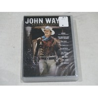 JOHN WAYNE: WESTERN COLLECTION DVD SET NEW